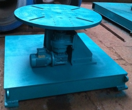 Sieco Engineers - Rotating work table